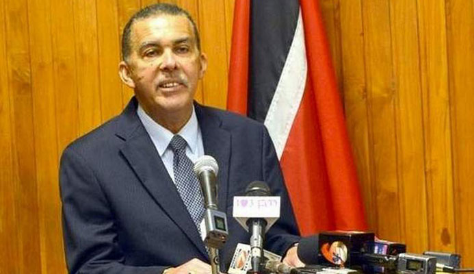 President Anthony Carmona