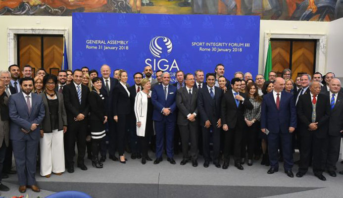 SIGA moves to implementation phase with robust organisational structure in place