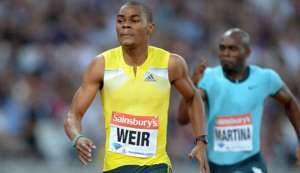 Warren Weir.