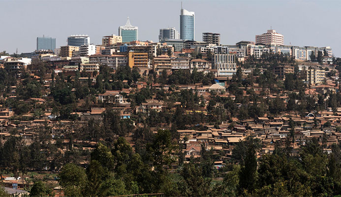 Kigali in Rwanda will host the 2019 CGF General Assembly ©Getty Images