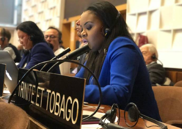 T&T Sports Minister affirms support for Anti-Doping Movement at UNESCO Conference