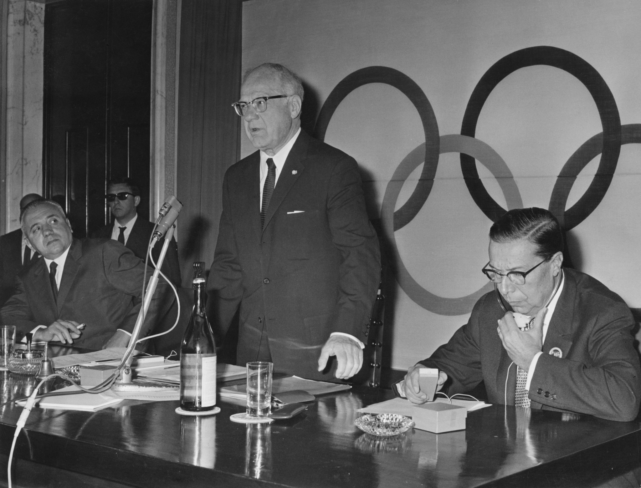 CANOC President calls for IOC to rescind life bans issued to athletes 48 years after podium protests