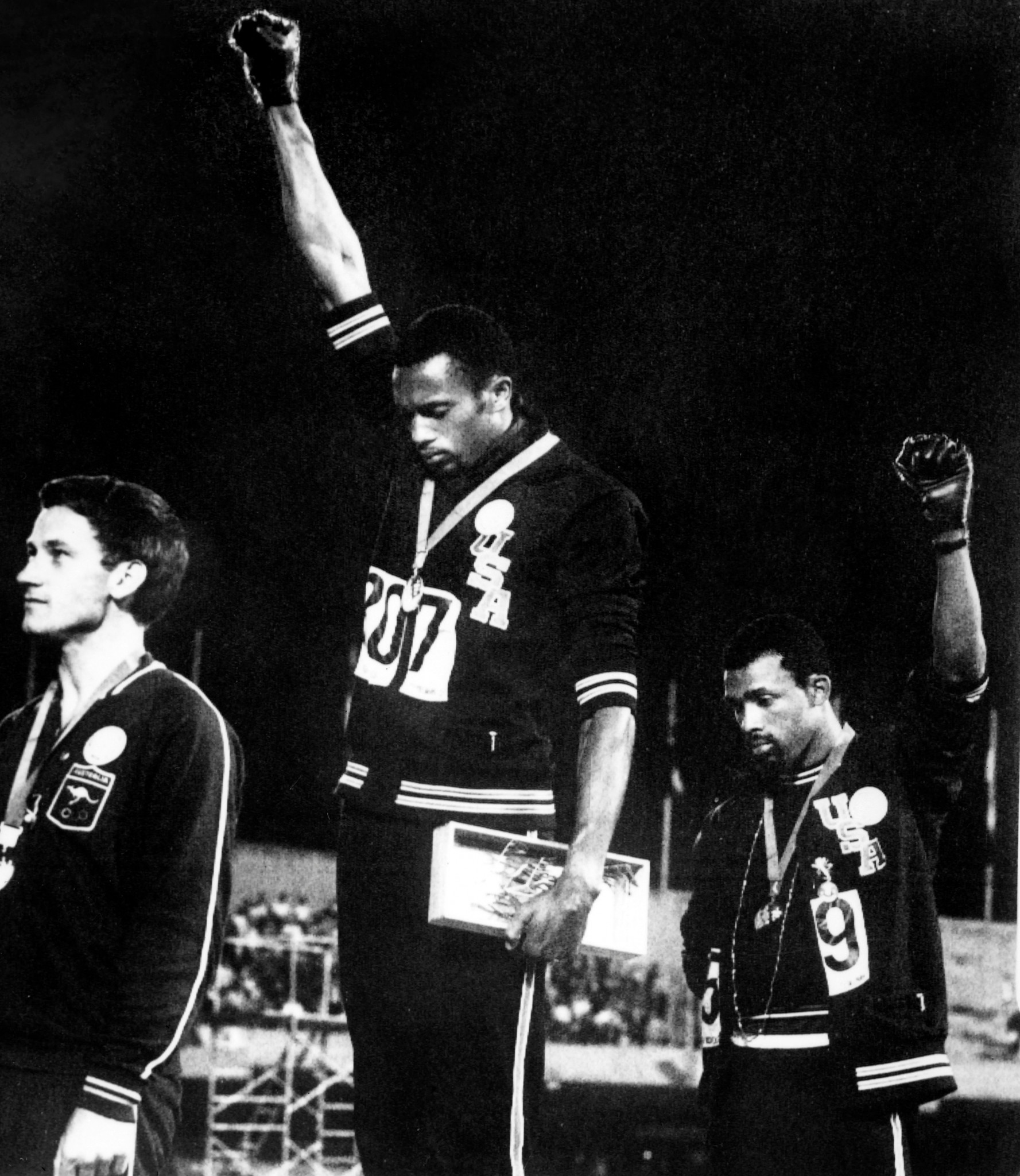 "Avery Brundage labelled the podium protest of John Carlos and Tommie Smith ""a shameful abuse of hospitality"" ©Getty Images"