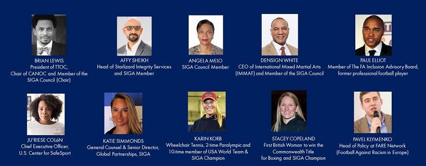 SIGA CREATES TASK FORCE ON RACE, GENDER, DIVERSITY, AND INCLUSION