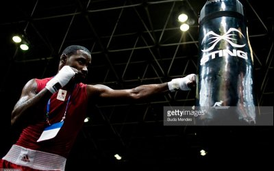 The wait is finally over, says Olympic-bound boxer Aaron Prince